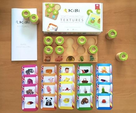 KIBI TOYS - Textures 01